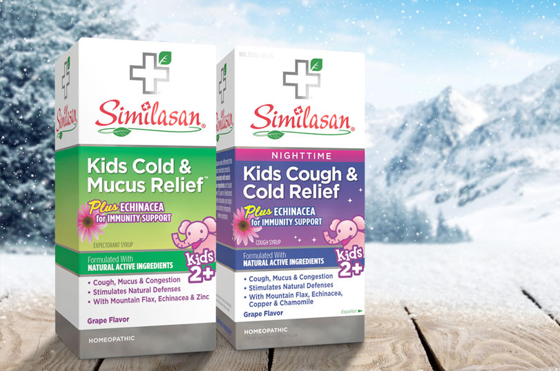Kids cough and cold syrups