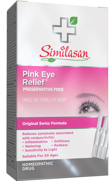 Single-Use Dry Eye Relief