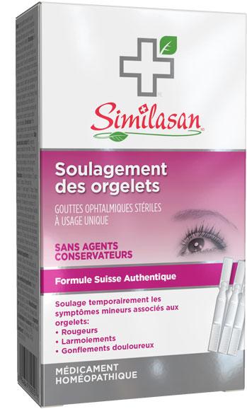 Single-Use Dry Eye Relief