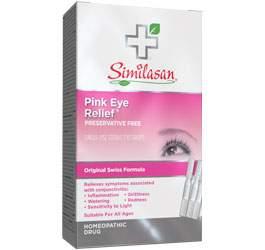 Single-Use Pink Eye Relief